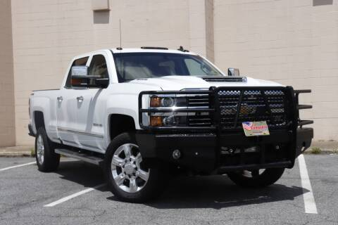 2017 Chevrolet Silverado 2500HD for sale at El Compadre Trucks in Doraville GA