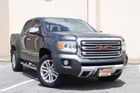 2016 GMC Canyon for sale at El Compadre Trucks in Doraville GA