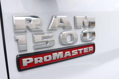 2019 RAM ProMaster Cargo