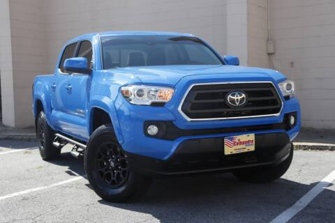 2020 Toyota Tacoma for sale at El Compadre Trucks in Doraville GA