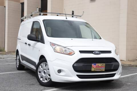 2016 Ford Transit Connect Cargo for sale at El Compadre Trucks in Doraville GA