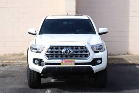 2016 Toyota Tacoma for sale at El Compadre Trucks in Doraville GA