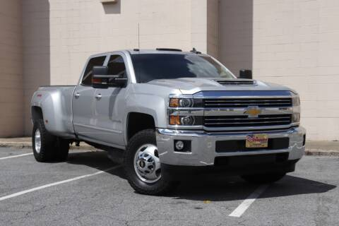 2018 Chevrolet Silverado 3500HD for sale at El Compadre Trucks in Doraville GA