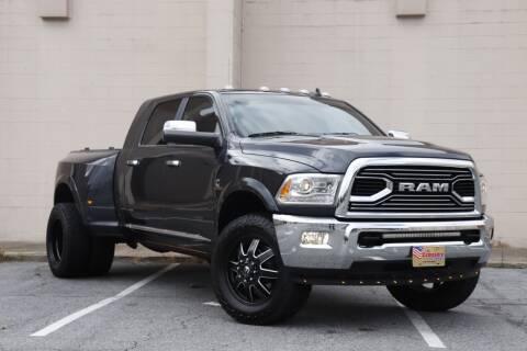 2017 RAM Ram Pickup 3500 for sale at El Compadre Trucks in Doraville GA