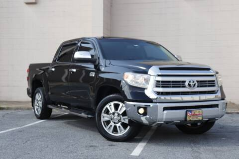 2014 Toyota Tundra for sale at El Compadre Trucks in Doraville GA