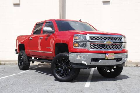 2014 Chevrolet Silverado 1500 for sale at El Compadre Trucks in Doraville GA