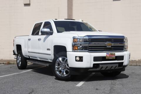 2016 Chevrolet Silverado 2500HD for sale at El Compadre Trucks in Doraville GA