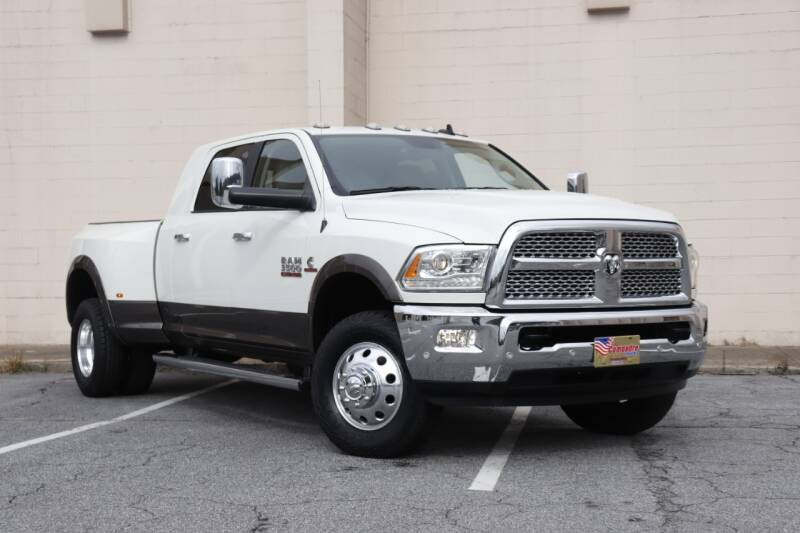2018 RAM Ram Pickup 3500 for sale at El Compadre Trucks in Doraville GA