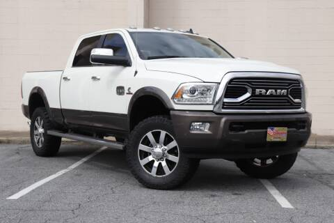 2018 RAM Ram Pickup 2500 for sale at El Compadre Trucks in Doraville GA