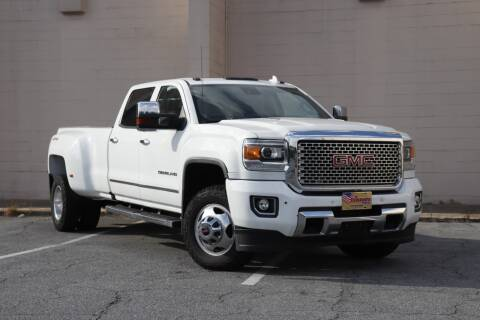 2016 GMC Sierra 3500HD for sale at El Compadre Trucks in Doraville GA