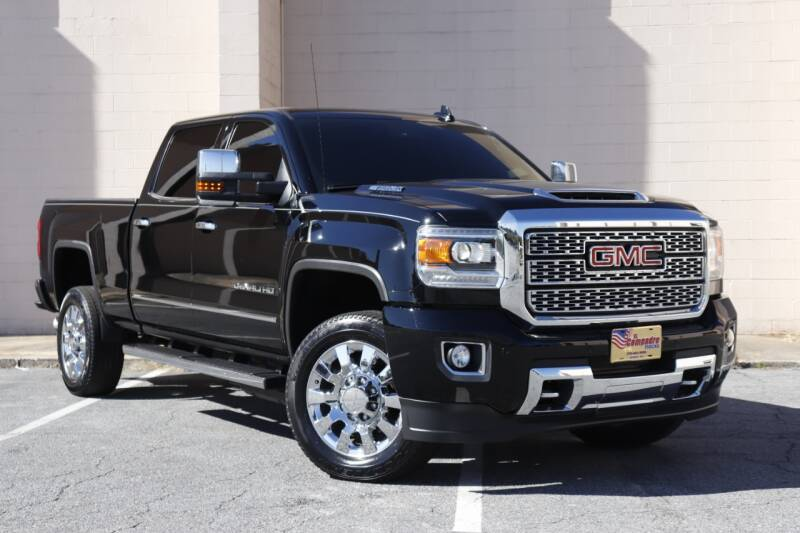 2018 GMC Sierra 2500HD for sale at El Compadre Trucks in Doraville GA