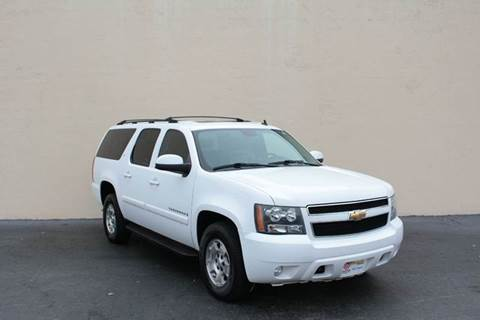 2007 Chevrolet Suburban for sale at El Compadre Trucks in Doraville GA