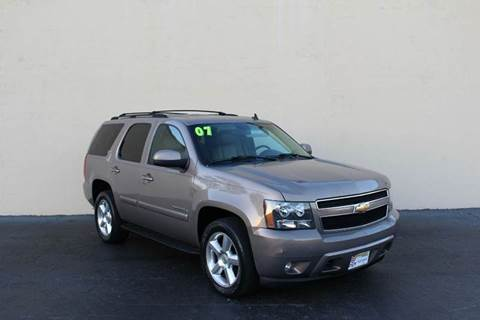 2007 Chevrolet Tahoe for sale at El Compadre Trucks in Doraville GA