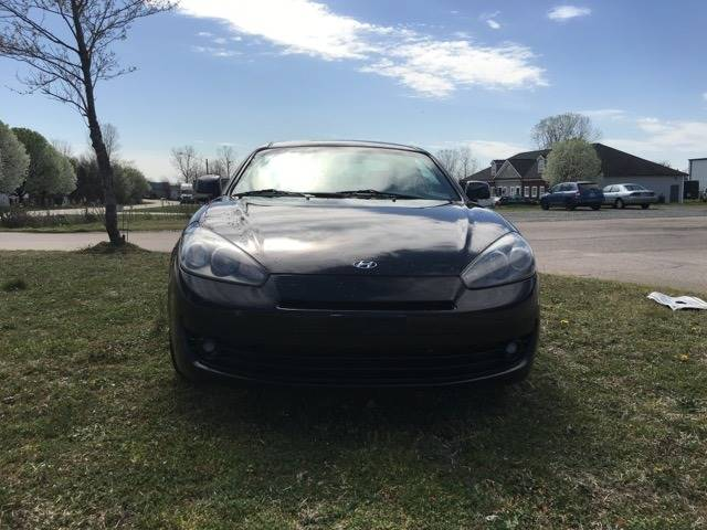 2008 Hyundai Tiburon for sale at The Performance Factory in Concord NC