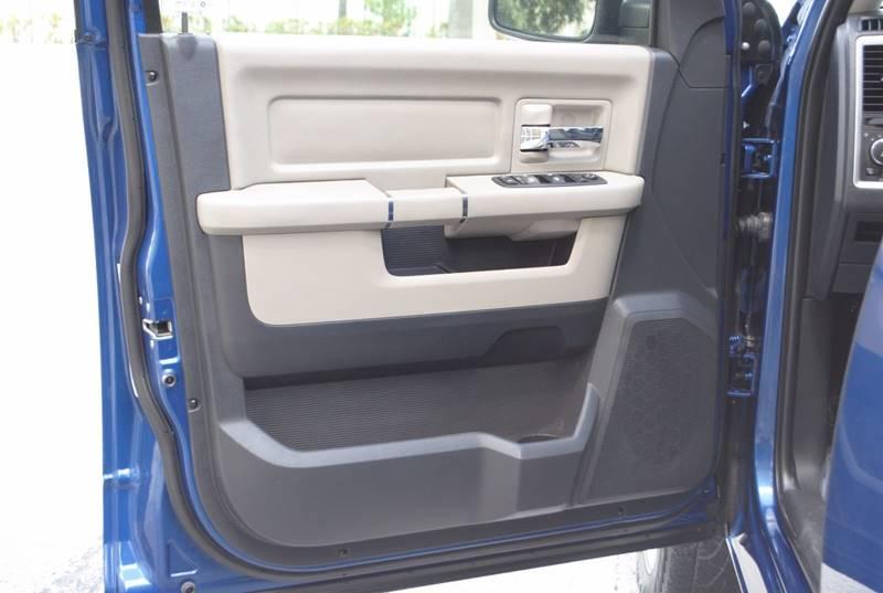 2009 Dodge Ram Pickup 1500 4x2 SLT Sport 4dr Crew Cab 5.5 ft. SB - Hollywood FL