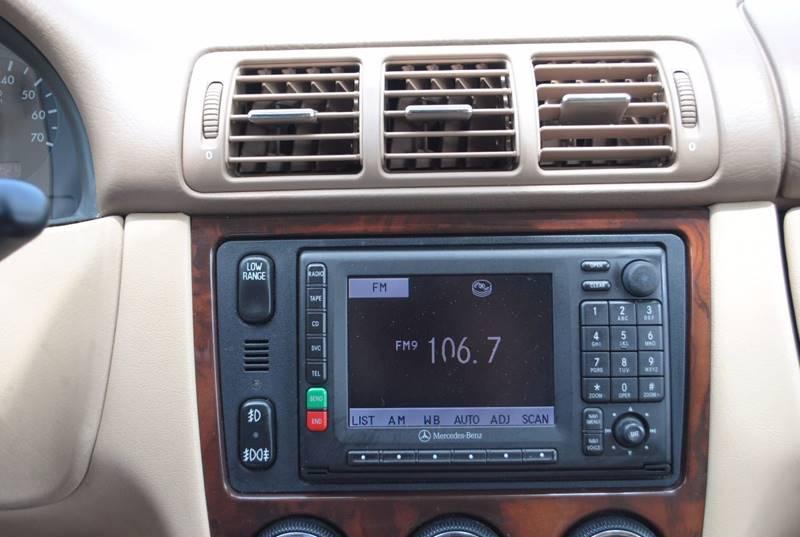 2003 Mercedes-Benz M-Class AWD ML 350 4MATIC 4dr SUV - Hollywood FL