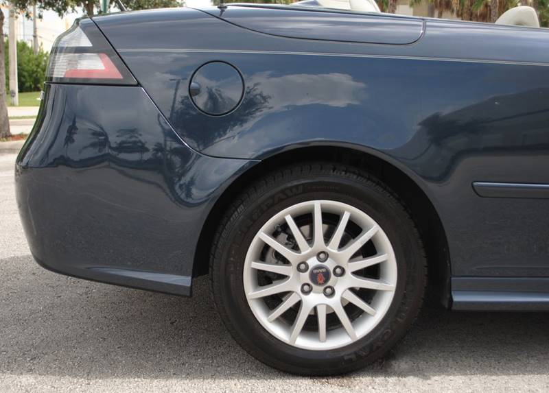 2008 Saab 9-3 2.0T 2dr Convertible - Hollywood FL