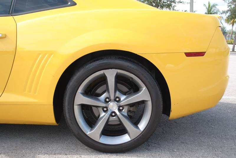 2012 Chevrolet Camaro LS 2dr Coupe w/2LS - Hollywood FL