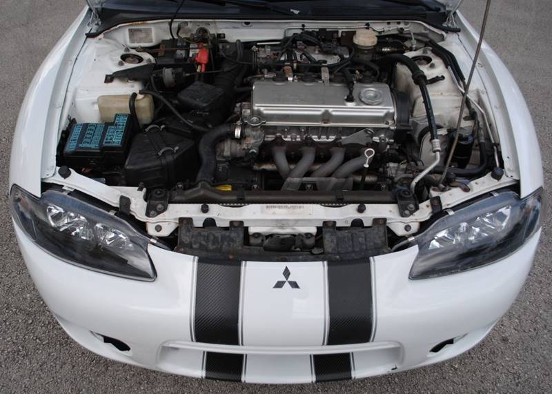 1998 Mitsubishi Eclipse Spyder GS 2dr Convertible - Hollywood FL