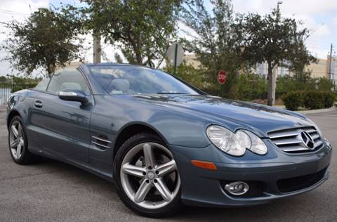 2007 Mercedes-Benz SL-Class for sale in Hollywood, FL