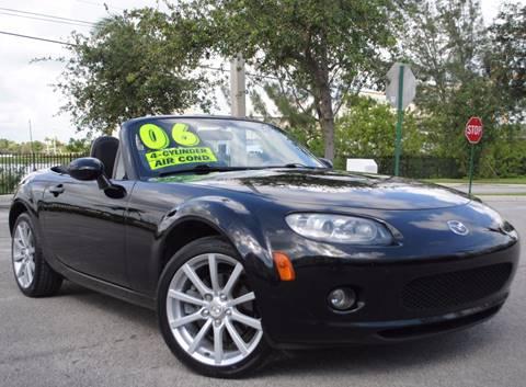 2006 Mazda MX-5 Miata for sale in Hollywood, FL