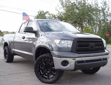 2011 Toyota Tundra for sale in Hollywood, FL