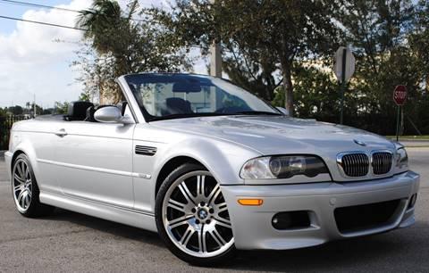 BMW M For Sale Carsforsalecom - Bmw 2005 convertible