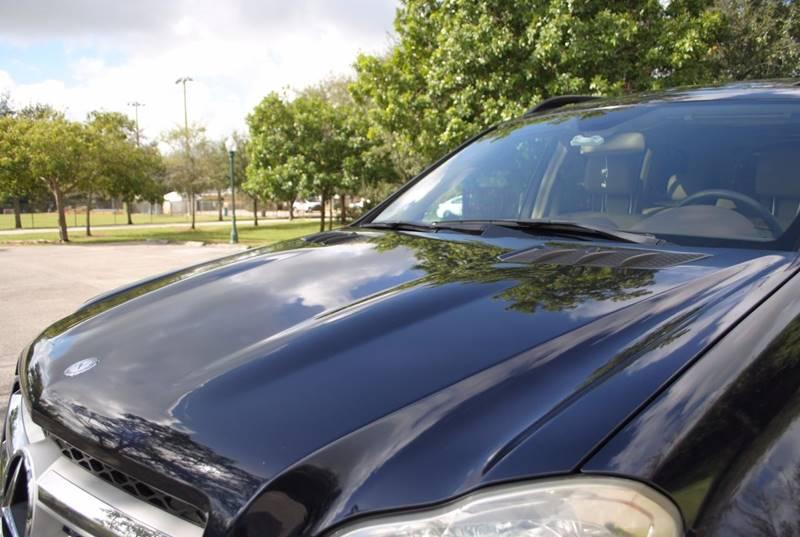 2007 Mercedes-Benz GL-Class GL 450 AWD 4MATIC 4dr SUV - Hollywood FL