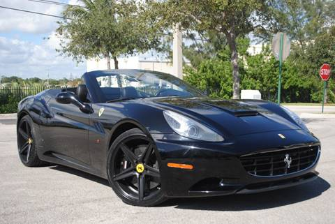 Used Ferrari California For Sale Carsforsale Com
