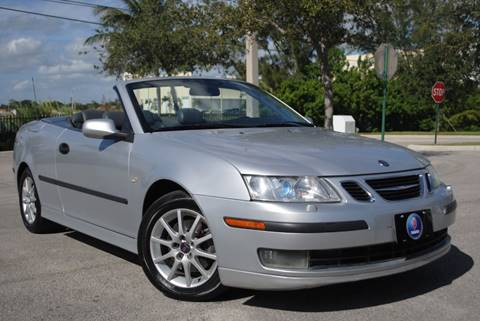 2004 Saab 9-3 for sale in West Park, FL