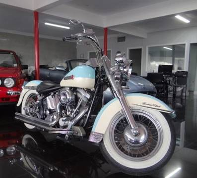 1995 Harley-Davidson Heritage Softail  for sale in West Park, FL