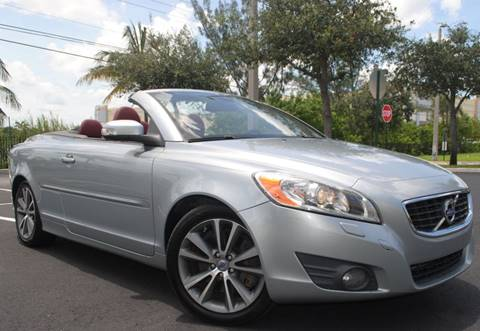 2012 Volvo C70 for sale in Hollywood, FL