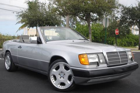 1993 Mercedes-Benz 300-Class for sale in West Park, FL