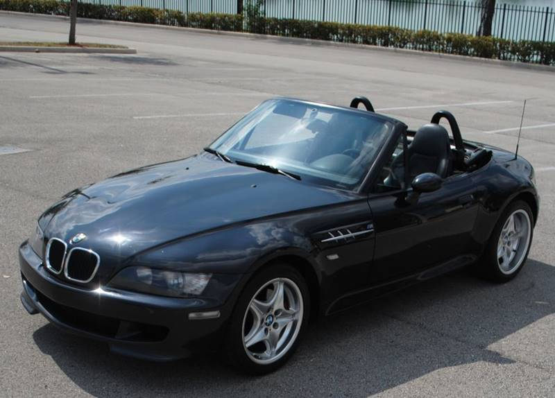 1998 BMW M 2dr Convertible - Hollywood FL