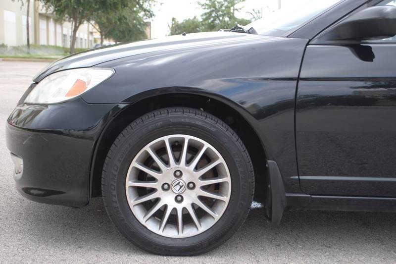 2005 Honda Civic LX Special Edition 2dr Coupe - Hollywood FL