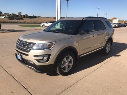 2017 Ford Explorer for sale in Coon Rapids, IA