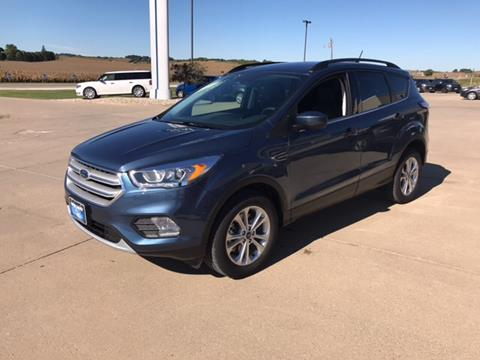 2018 Ford Escape for sale in Coon Rapids, IA