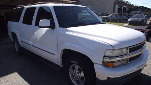 2001 Chevrolet Suburban for sale in Anderson, SC