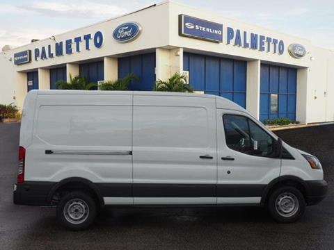 2017 Ford Transit Cargo for sale in Miami FL