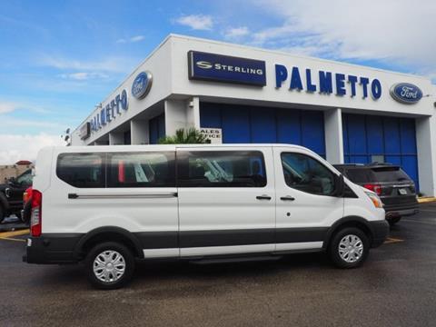 2016 Ford Transit Wagon for sale in Miami FL