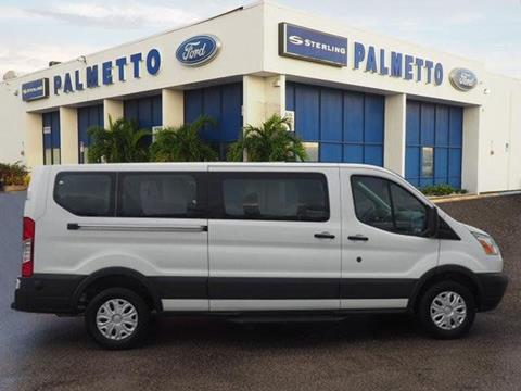 2017 Ford Transit Wagon for sale in Miami, FL