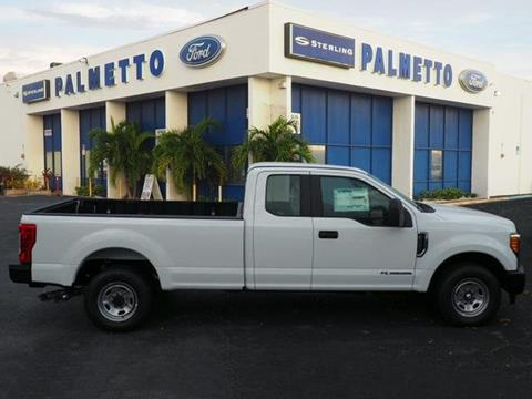 2017 Ford F-250 Super Duty for sale in Miami FL