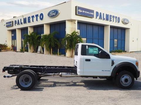 2017 Ford F-550 for sale in Miami, FL