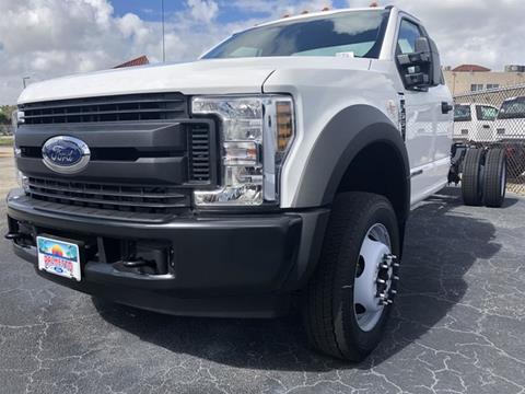 2019 Ford F-550 Super Duty for sale in Miami, FL