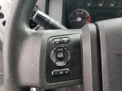 2016 Ford F-750 Super Duty