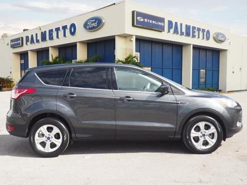 2016 Ford Escape for sale in Miami FL