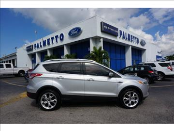 2013 Ford Escape for sale in Miami, FL