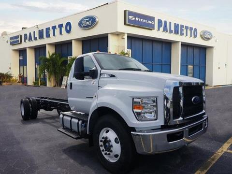 2017 Ford F-650 for sale in Miami, FL