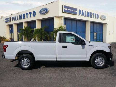 2017 Ford F-150 for sale in Miami FL