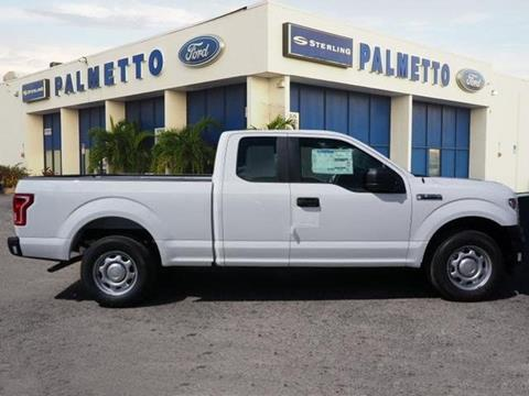 2017 Ford F-150 for sale in Miami, FL